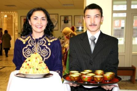 Я учу башкирский язык - Карахакал